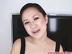Carmina is a gorgeous twenty year old Oriental student, with a cute little body and an extreme longing for rod. It appears that Carmina has sucked off about fifty guys! That's a large number for anybody still in college. This Sweetheart is too blessed with not having a gag reflex so that honey is able to take a wang down her mouth out of an issue. Amazing! After that honey unfathomable mouths my ramrod numerous times, I bow her over and fuck her constricted little shaved fur pie. This Sweetheart wants my load in her mouth, so shen gets on her knees and recieves my full cum discharged into her mouth and swallows it down. This Sweetheart is a fantastic schlong sucker and a great fucking lay.